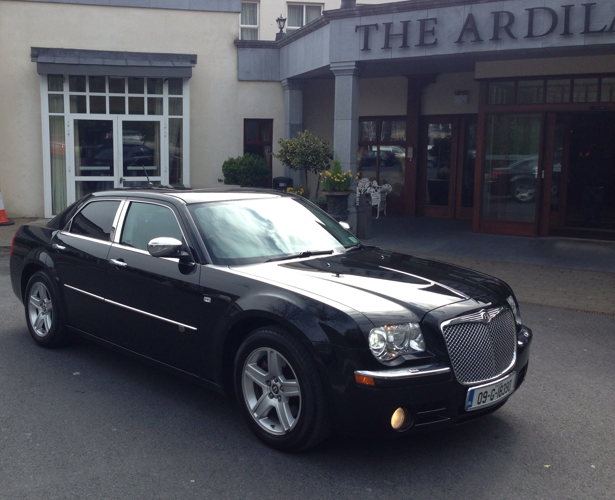 wedding cars galway