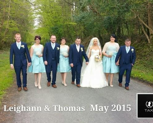 Summer Weddings at VIP Wedding Cars Galway