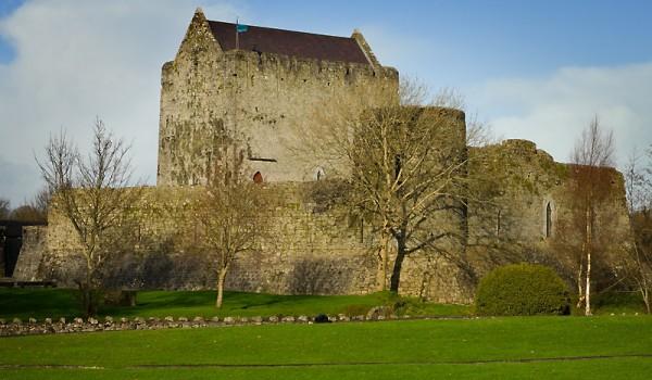 custom tours ireland athenry castle