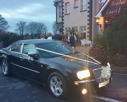 wedding cars galway